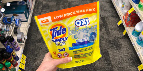 Tide Simply Pods 13-Count Bags Only 94¢ at CVS
