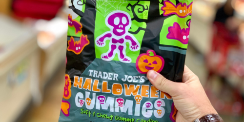 Trader Joe's Halloween Gummies are Back for Limited Time