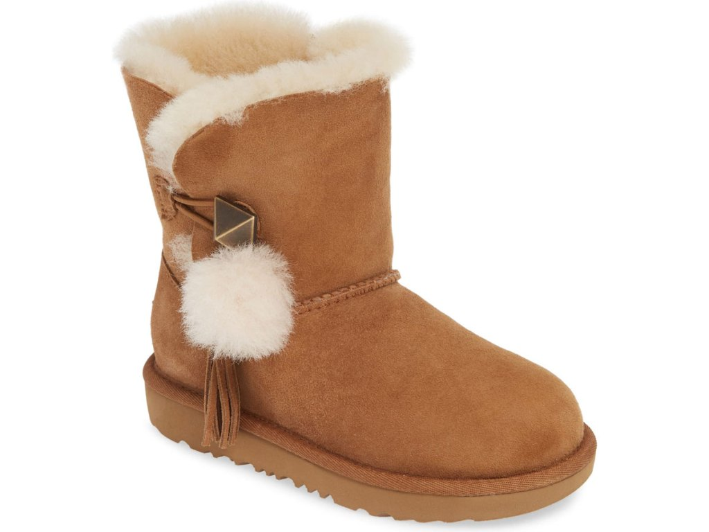 Nordstrom.com Ugg girls shearling boot