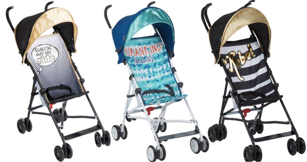 babideal attitude umbrella strollers