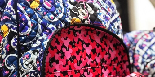 Disney Fans! Would You Pay Full Price for This New Vera Bradley Whimsical Line?