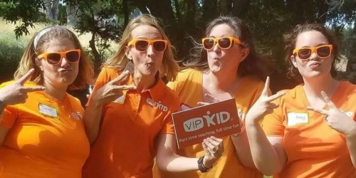 Earn up to $22/hr Working From Home with VIPKID