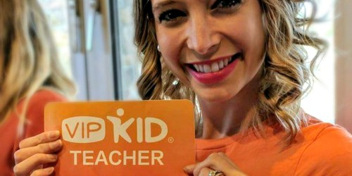 Work From Home & Earn Up to $22/hr with VIPKID