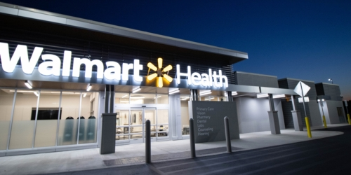 "New Walmart Health Center Aims to Help People ""Save Money, Live Better"""