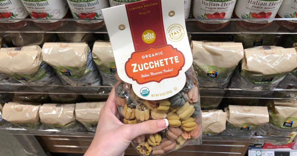 Whole Foods Organic Zucchette
