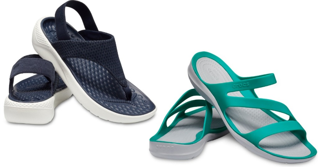women's mesh sandals and swiftwater sandals