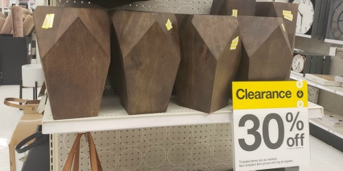 Up to 70% Off Home Decor at Target | Vases, Candle Holders & More