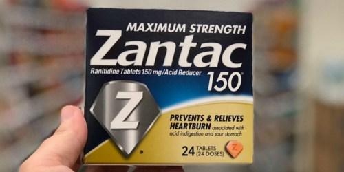 CVS Removes Zantac Due to Cancer Concerns