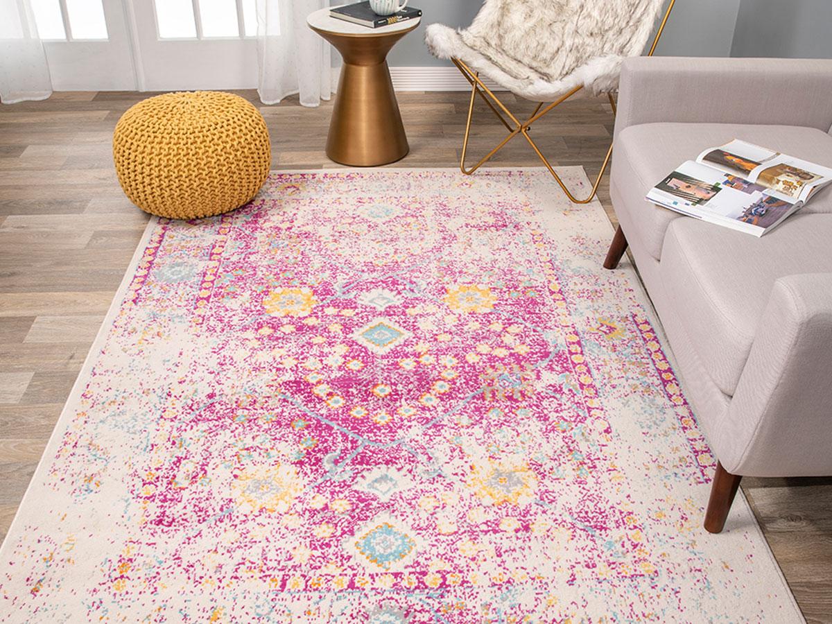 zulily world rug
