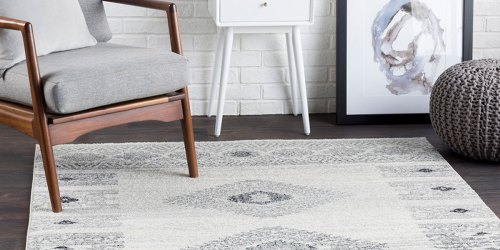 5′ x 7′ Area Rugs Just $49.99 at Zulily (Regularly $90+)