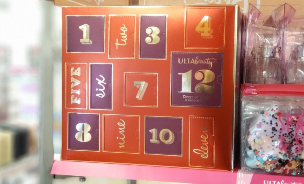 Ulta 12 Days of Bath Set