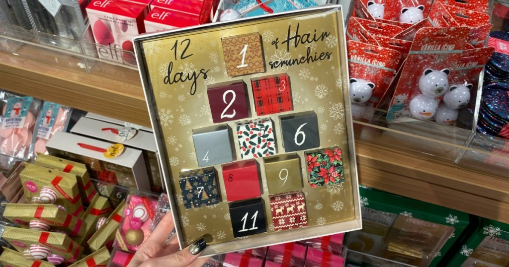 12 Days of Hair Scrunchies at Kohl's