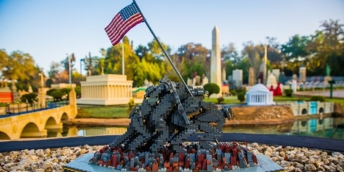 LEGOLAND Florida Offers Free Admission to Veterans and Active-Duty Military in November