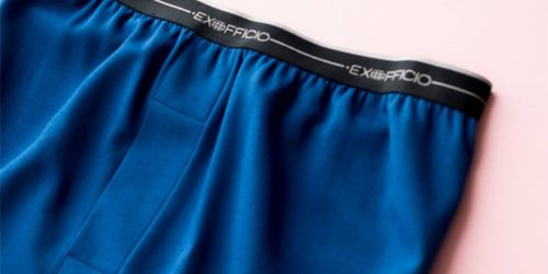 ExOfficio Men's Give-n-Go Boxer Brief 2-Pack from $11 Shipped for Amazon Prime Members