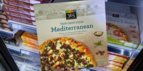 Amazon Prime Deal : 50% Off Frozen Pizzas at Whole Foods | Gluten-Free, Organic & More