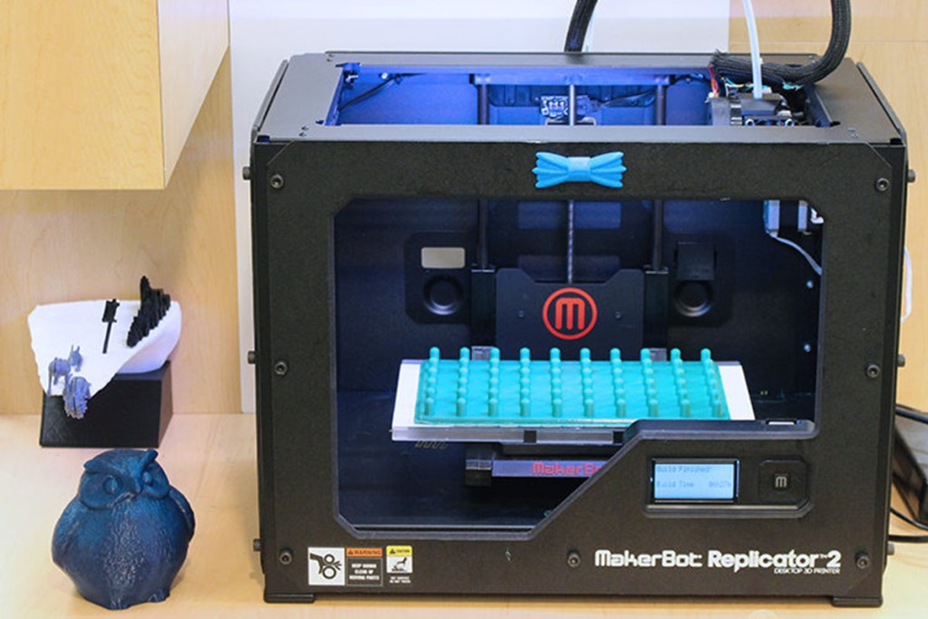 3d printer at library