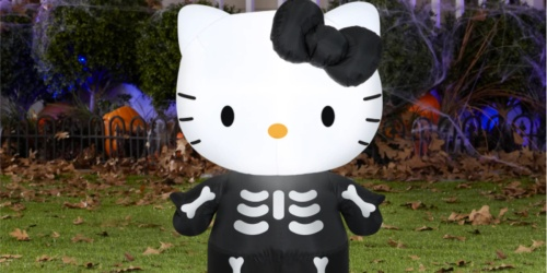 75% Off Halloween Inflatables at Michaels | Hello Kitty, Jack Skellington & More