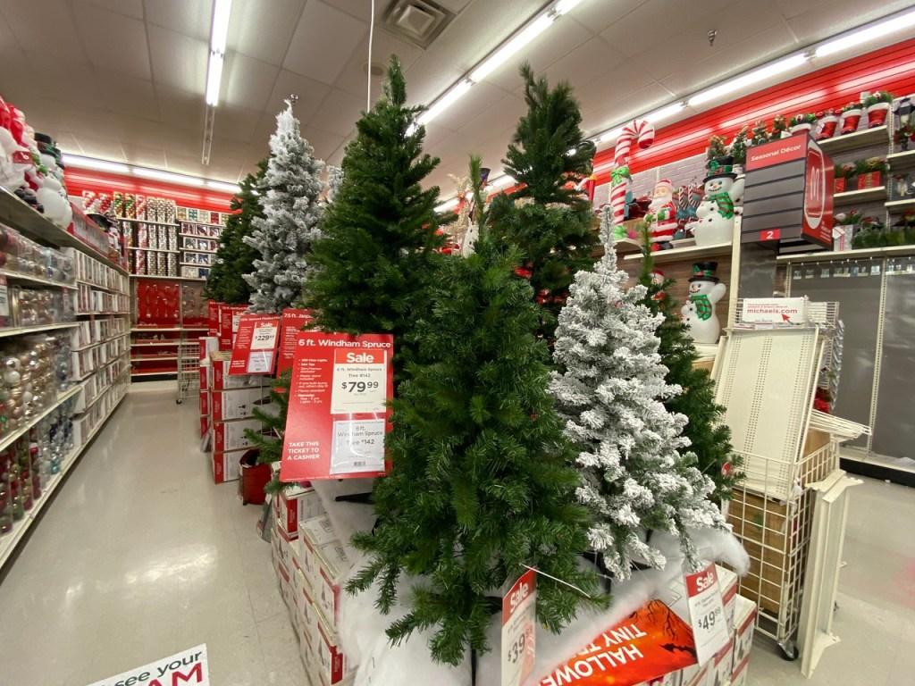 4' Christmas Trees