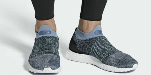 Adidas Men's Ultraboost Laceless Shoes Just $69.99 Shipped (Regularly $180)