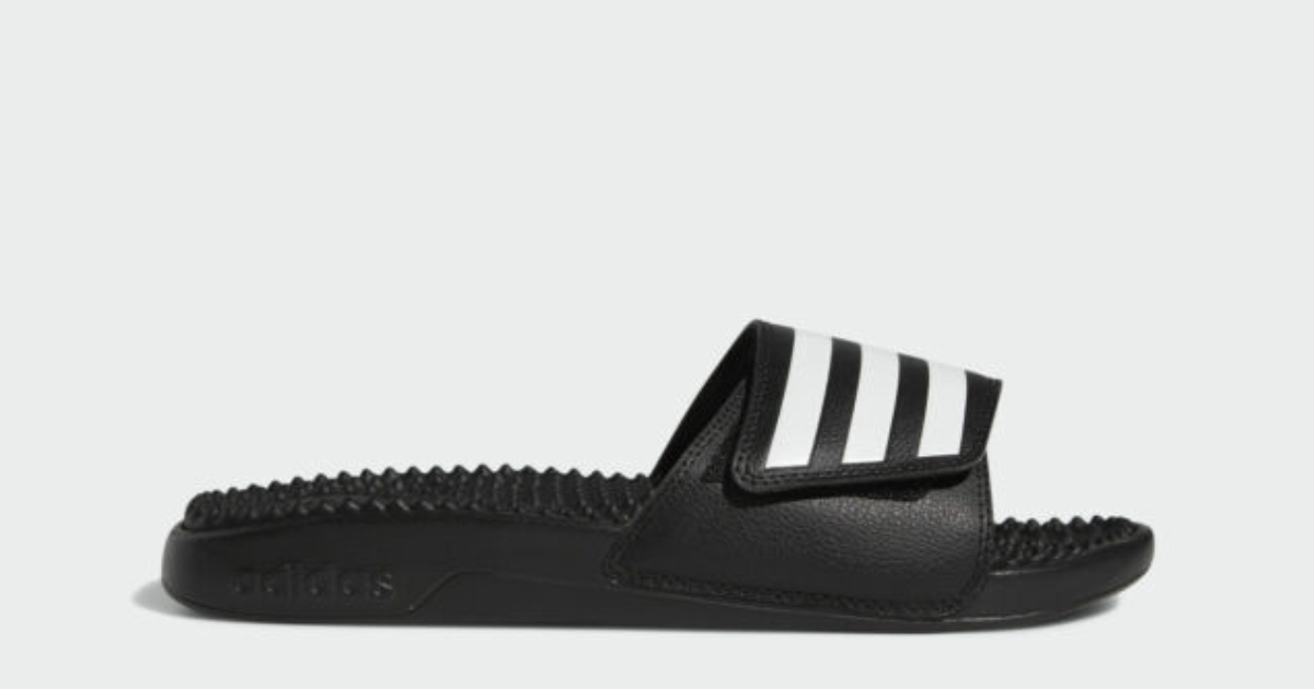 side view of a single Adidas Slide
