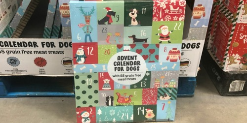 Advent Calendar For Dogs w/ 55 Treats Only $9.98 at Sam's Club | In-Store & Online