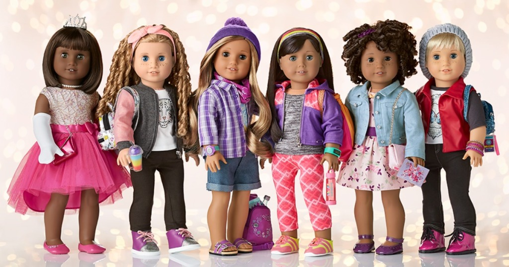 American Girl Custom dolls