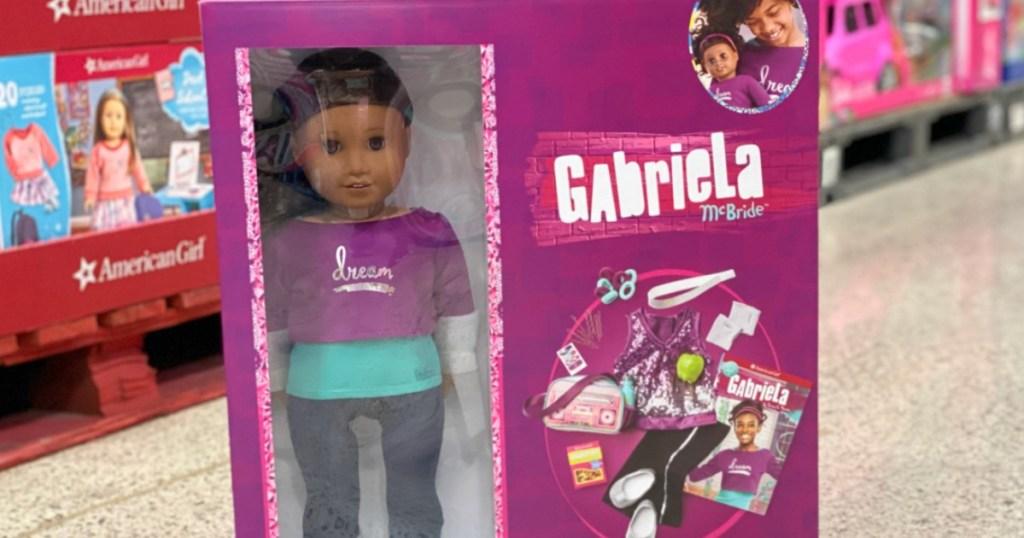 American Girl Gabriela Doll