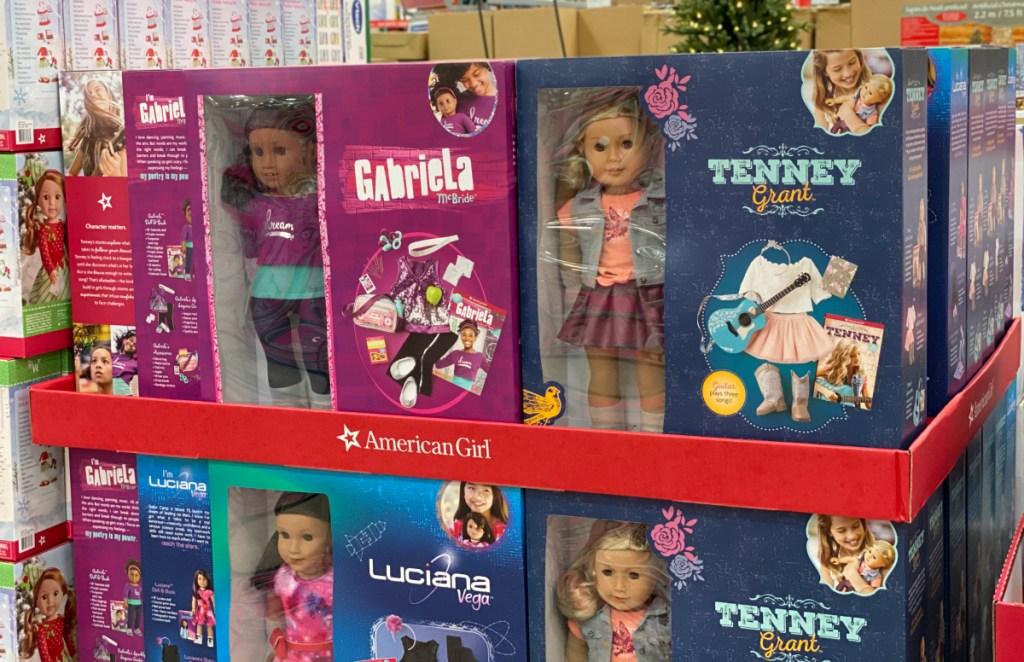 American Girl doll set - Costco