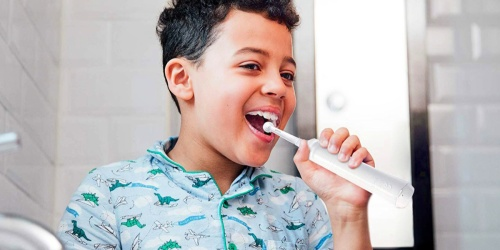 Oral-B Kids Electric Rechargeable Toothbrush Only $16.99 at Amazon (Regularly $30)