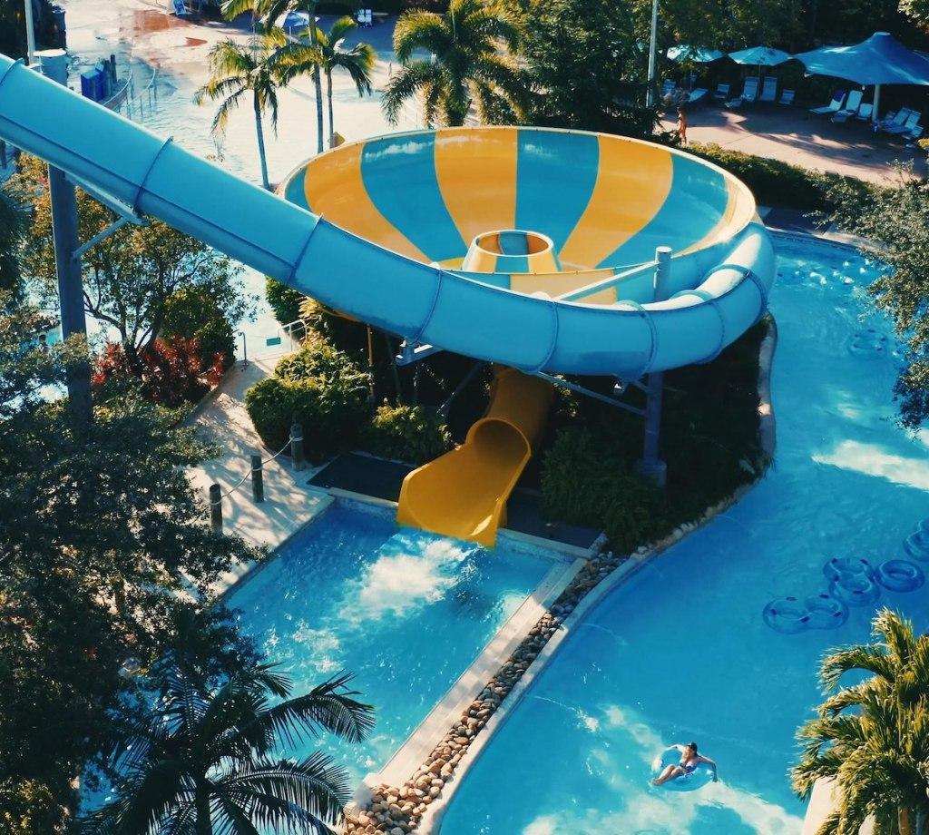 Aquatica Water Ride