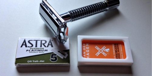 Astra Safety Razor Blades 100-Pack Just $7.29 Shipped at Amazon