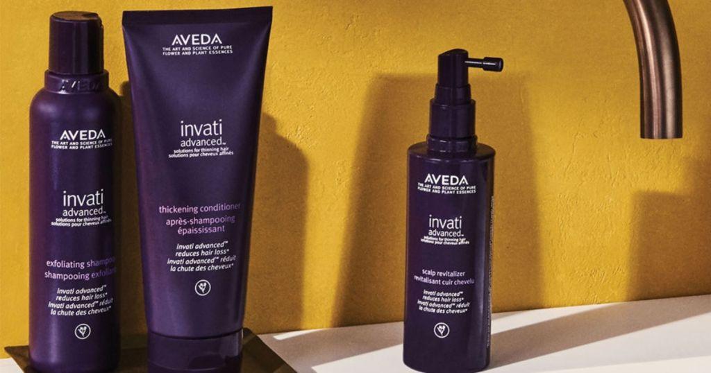Aveda Invati Advanced Products