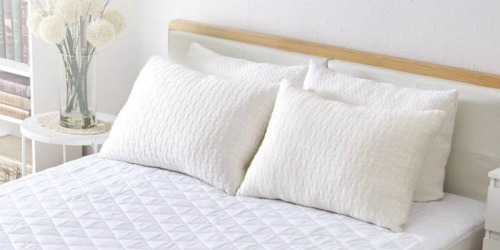 Memory Foam Bed Pillow Only $18.99 Shipped on Amazon