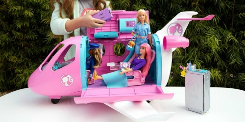 Barbie Dreamplane Playset Only $59 Shipped