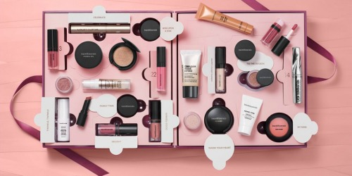 bareMinerals Extra 20% Off + Free Shipping (We Love The Advent Calendar!)