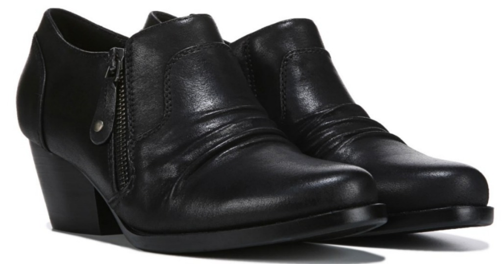 Bare Traps Women's Rylie Medium Wide Booties in the color black