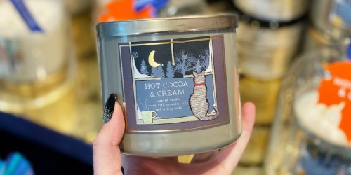 Bath & Body Works Candle Day Live NOW