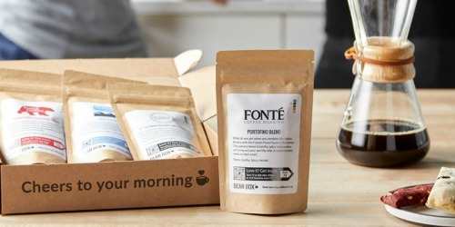 Bean Box Coffee Subscription Box Only $12 | Great Gift Idea
