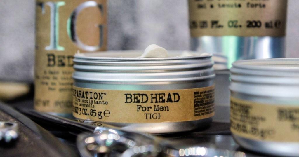 Bed Head Men Matte Separation Workable Wax by TIGI