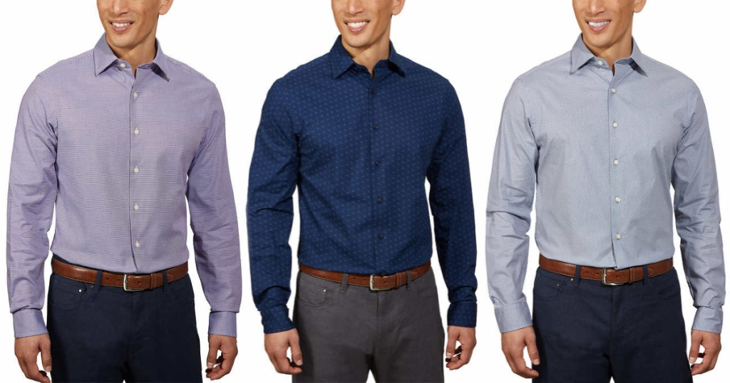 Ben Sherman Men's Dress Shirt