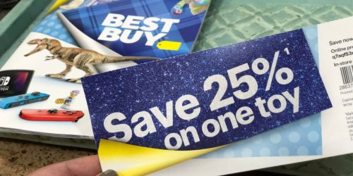 2019 Best Buy Holiday Toy Book Has Arrived | Includes 25% Off Toy Coupons