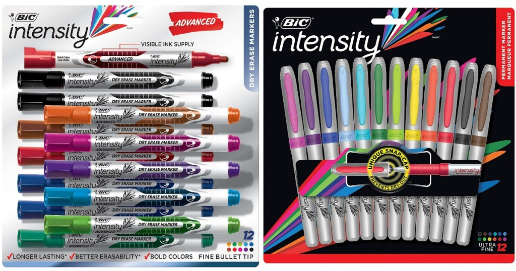 Bic Markers on Amazon