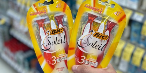 Bic Disposable Razors as Low as 60¢ Per Pack After Walgreens Rewards