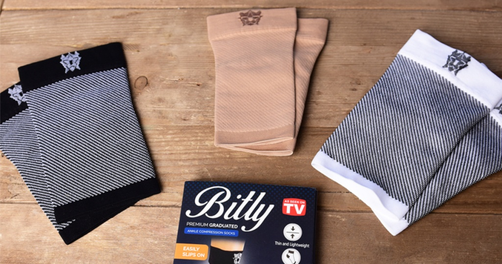Bitly Compression Socks