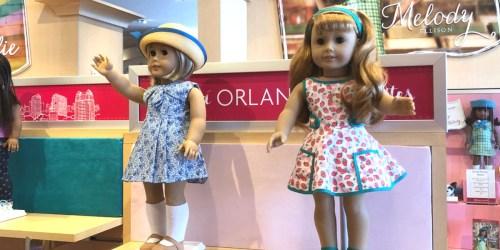 Rare 20% Off $100 American Girl Purchase