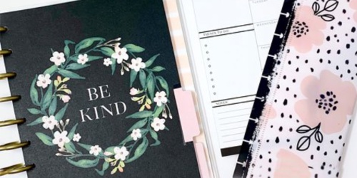 Up to 60% Off Happy Planners & Accessories at Zulily