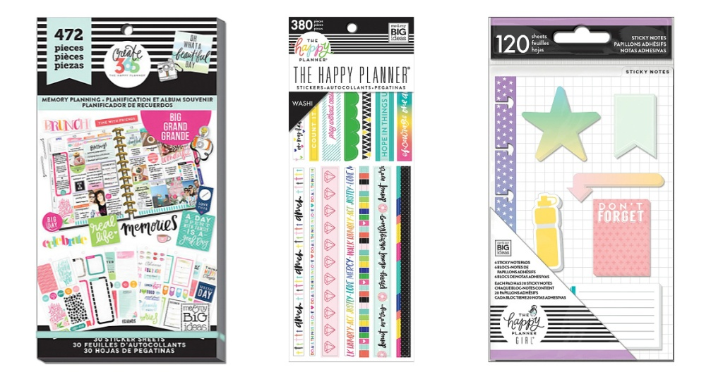 Happy Planner Accessories on Zulily