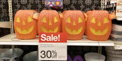 30% Off Indoor & Outdoor Halloween Decor at Target | In-Store & Online