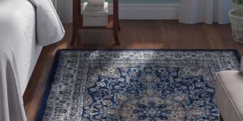 Large Area Rugs Under $100 Shipped on Wayfair