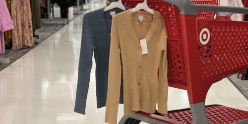 Men's & Women's Sweaters as Low as $7.50 Each at Target | In-Store & Online